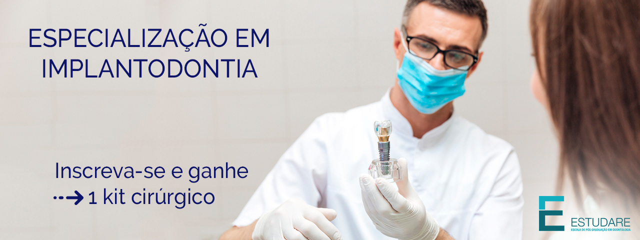 Curso de Especialização em Implantodontia