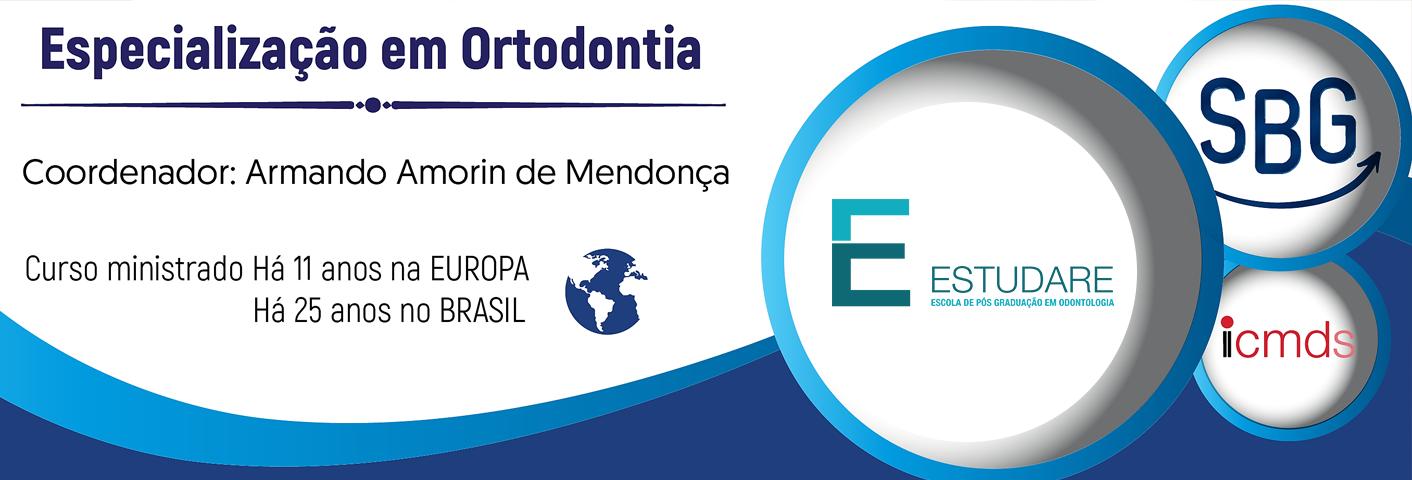 Curso de Especialização em Ortodontia